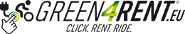 GREEN4RENT Logo
